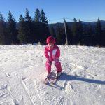 la ski cu mic, cu mare