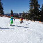 antrenament ski